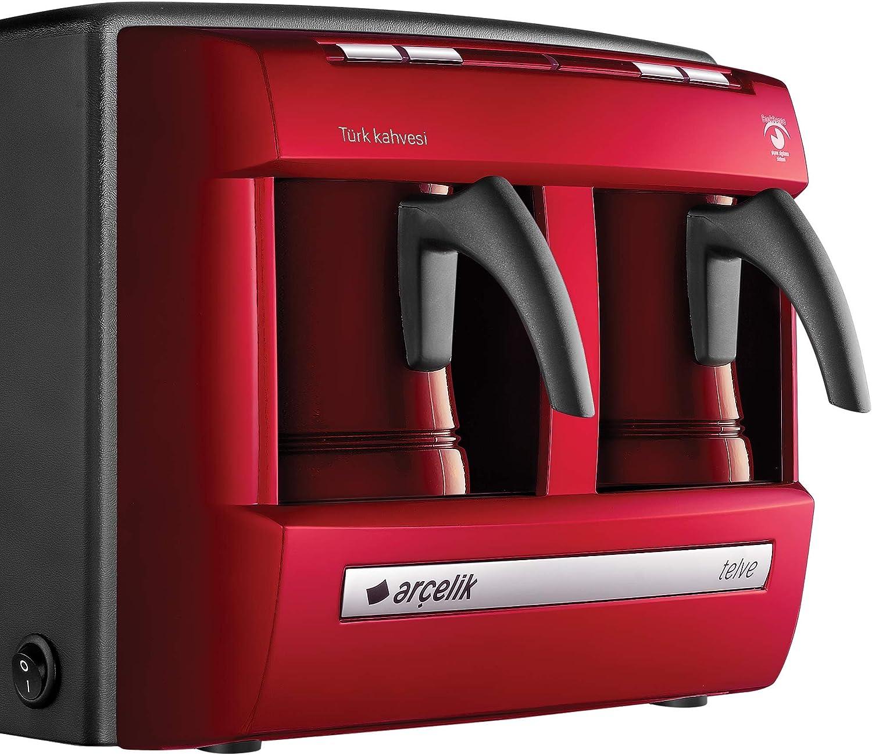 Turkish Coffee Maker - Arcelik K3190p (220 Volt Only Not Suitable with US Standarts)