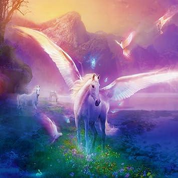 Unicorn Pegasus Live Wallpaper Free