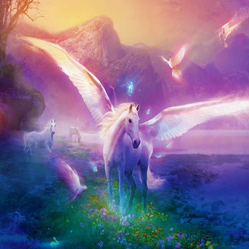 Amazon Unicorn Pegasus Live Wallpaper Free Appstore
