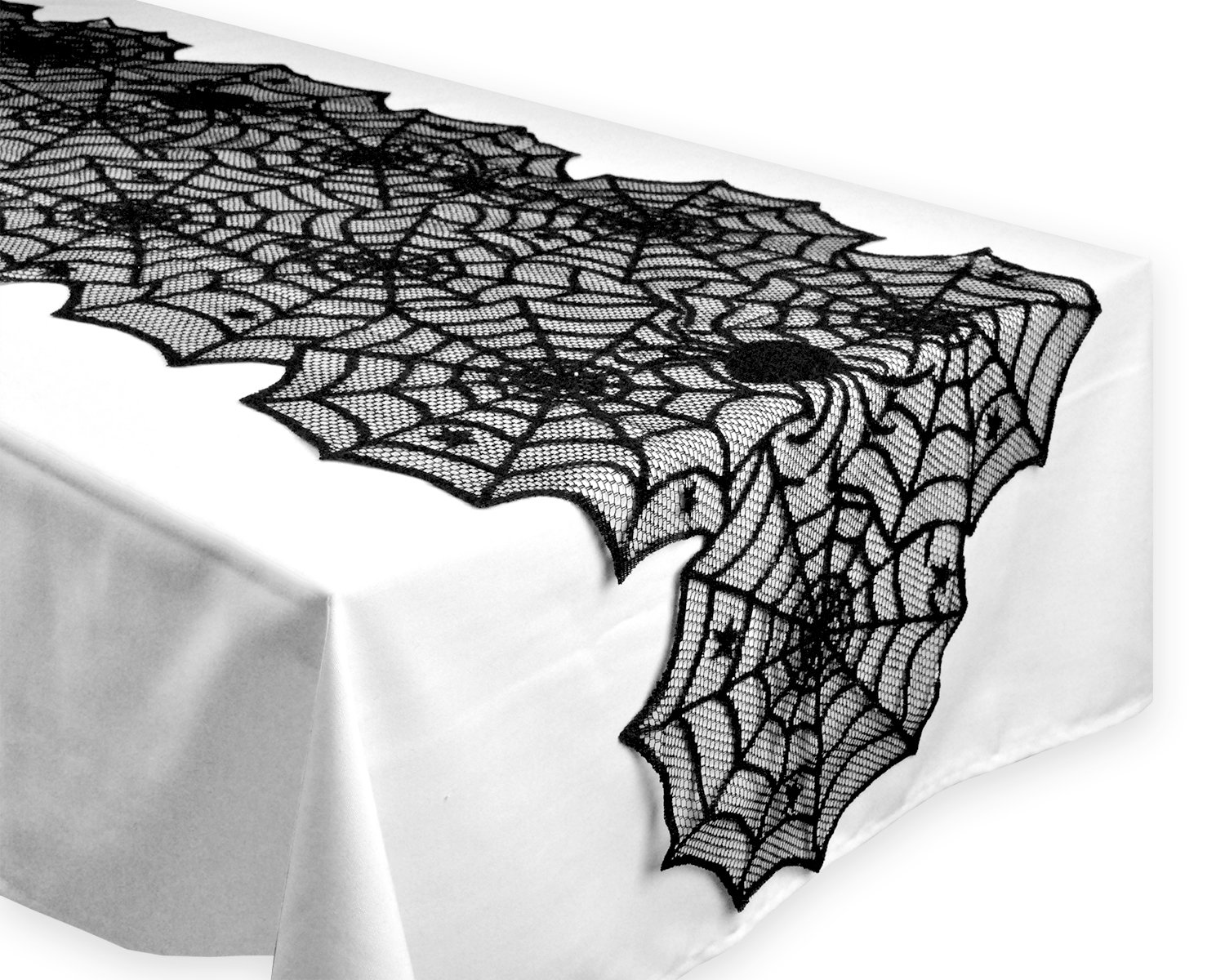 Spiderweb Tablerunner