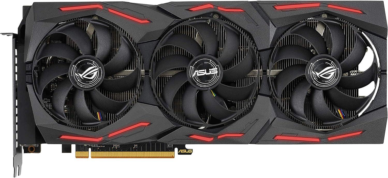 ASUS ROG Strix Radeon RX 5700 XT OC Edition 8GB GDDR6 - Tarjeta ...