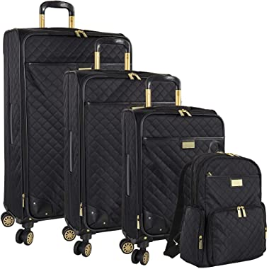 Vince Camuto 4 Piece Spinner Luggage Set