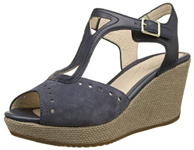 Stonefly MARLENE II Blue - Chaussures Sandale Femme