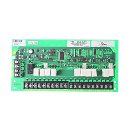 fci gamewell 150 00015 zdm fc73 10 circuit zone expander modulefci gamewell 150 00015 zdm fc73 10 circuit zone expander module amazon com