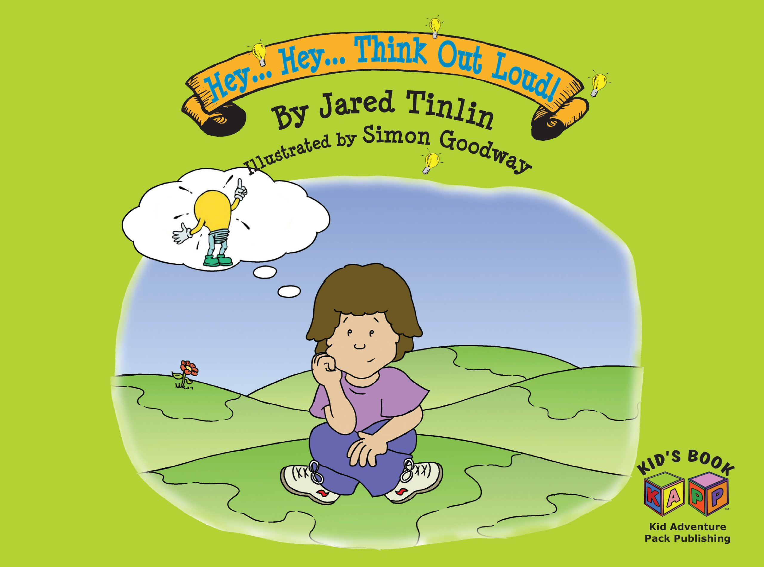 Download Hey...Hey...Think Out Loud! PDF