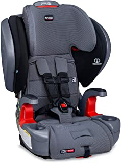 product image for Britax Grow with You ClickTight Plus Harness-2-Booster Car Seat | 3 Layer Impact Protection - 25 to 120 Pounds, Otto Safewash Fabric [New Version of Pinnacle]