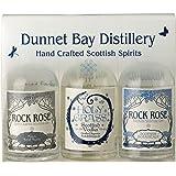 Dunnet Bay Rock Rose/Holy Grass/Navy Strength Triple Gift Set 5 cl (Case of 3)