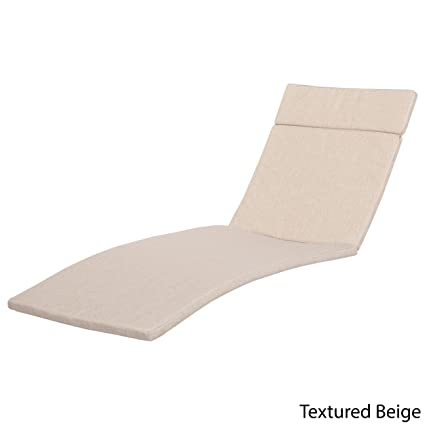 Great Deal Furniture Lakeport Patio ~Outdoor Chaise Lounge Chair Cushions  (Only)(Set