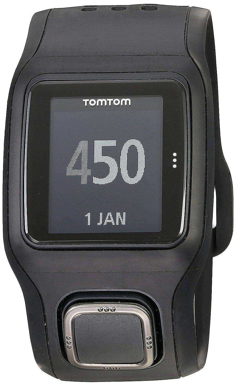 5a54ece38e3 TomTom Runner Cardio GPS-Sportuhr schwarz: Amazon.de: Elektronik