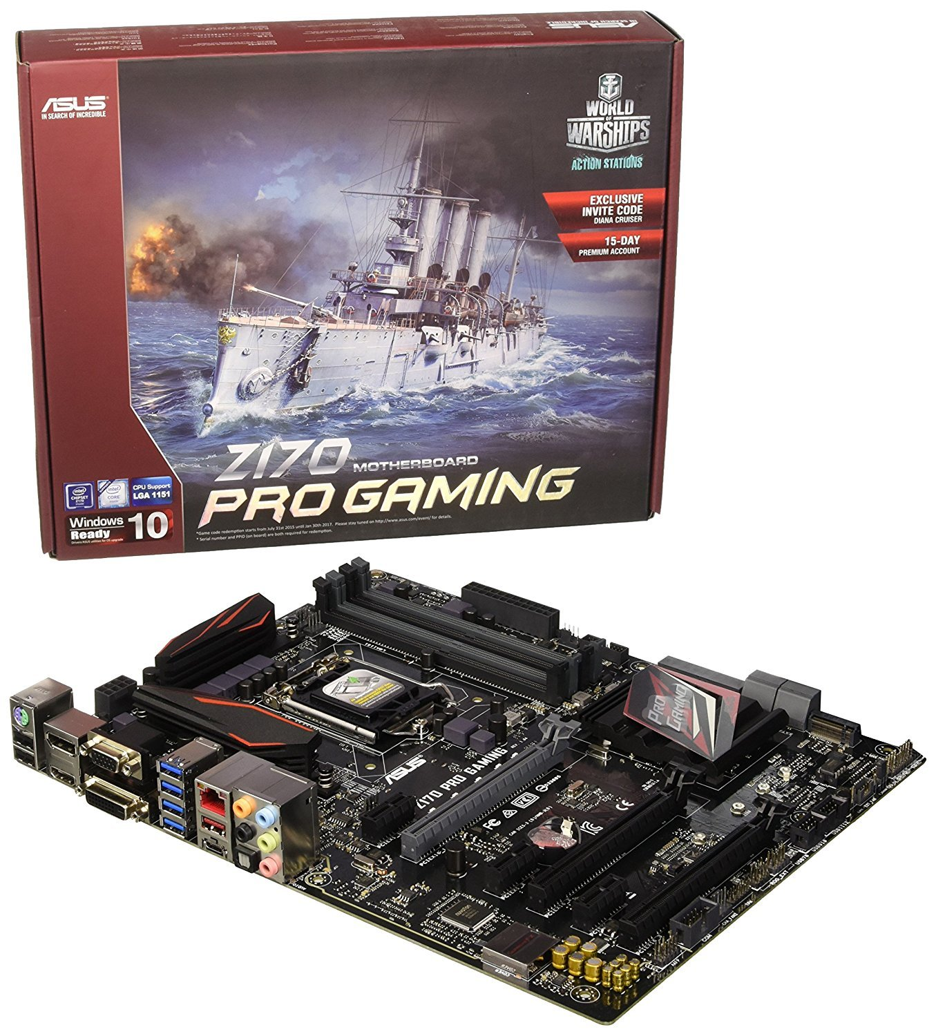 Placa base gaming