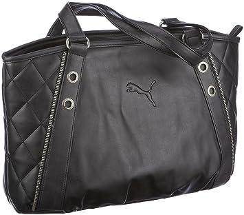 97b0f0bd91e1 PUMA Handbag Hazard 069178 01 black  Amazon.co.uk  Sports   Outdoors