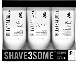 product image for Billy Jealous Shave3some Travel-Size Shave Trio Kit