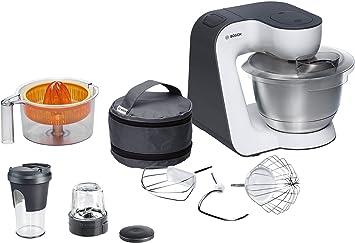 Bosch mum50136 Kitchen Maschine KOMPAKT weiß//grau anthrazit
