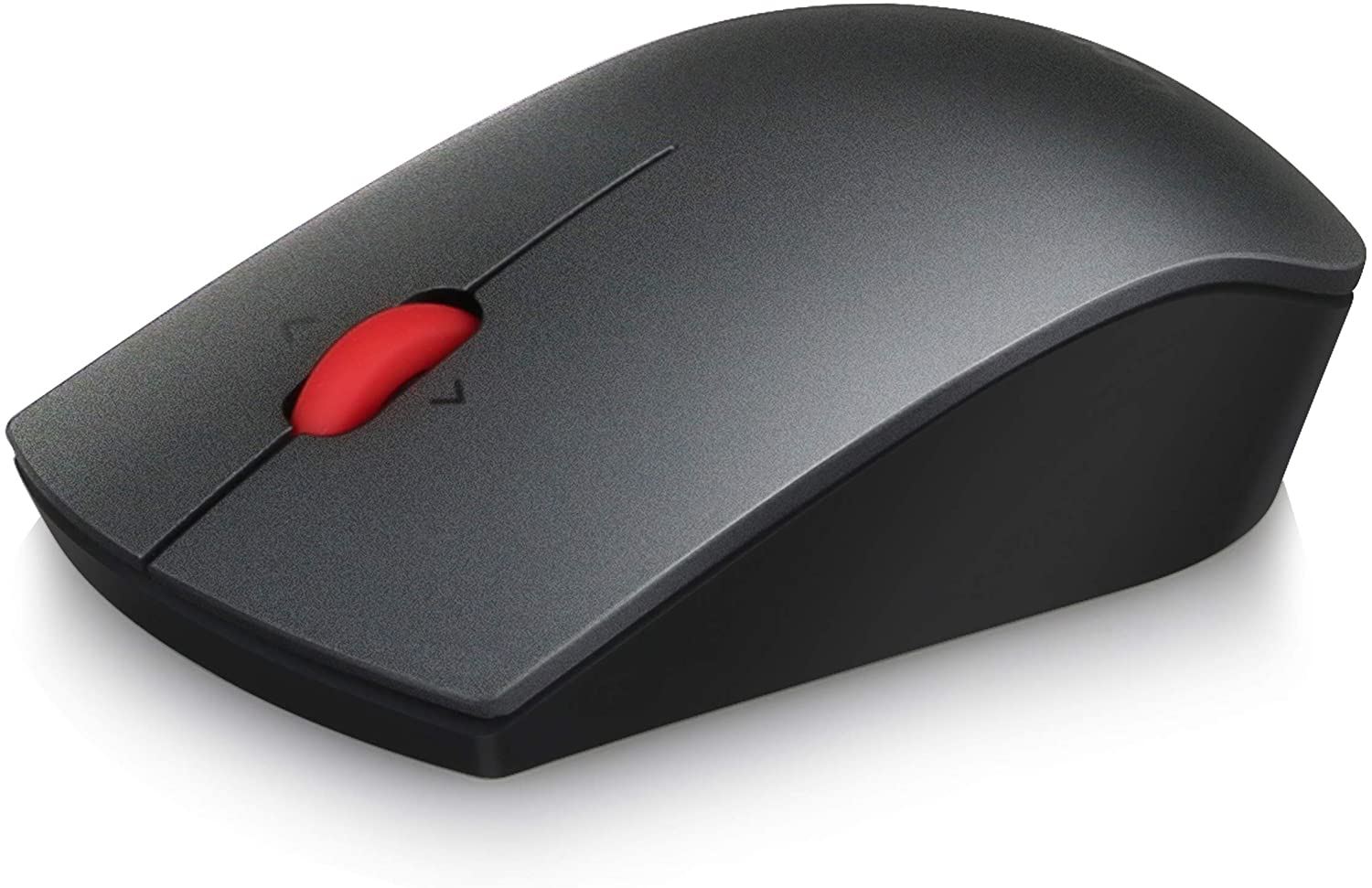 Lenovo 700 Wireless Laser Mouse, Black, 1600 dpi, 2.4 GHz wireless via USB, 4-way scroll wheel, Full-size ergonomic design, Accurate laser sensor, Up to 24 months battery life, GX30N77980