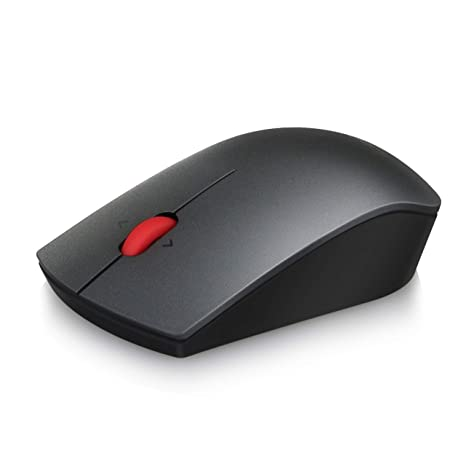 83ce4832756 Lenovo 700 Wireless Laser Mouse, Black, 1600 dpi, 2.4 GHz wireless via USB