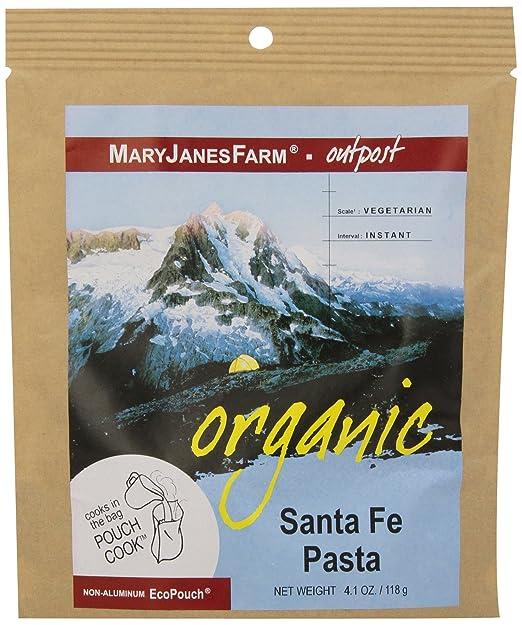 MaryJanesFarm Santa Fe Pasta, 4.1 Ounce Bag