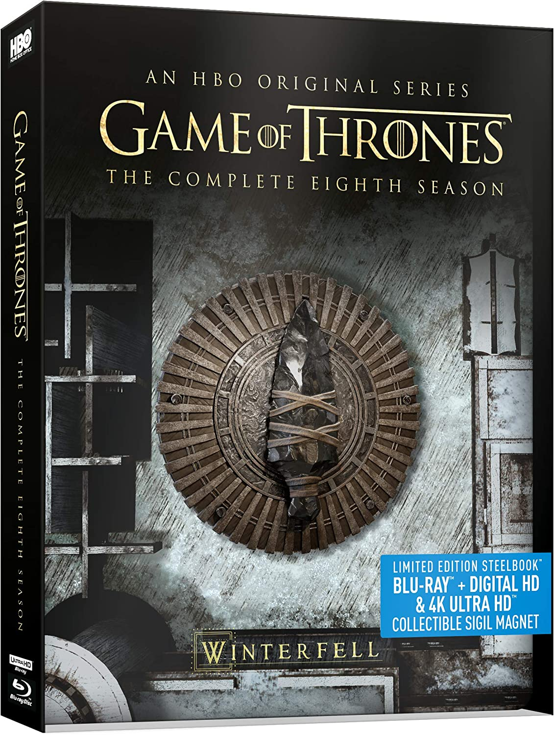 Game Of Thrones The Complete Eighth Season Various Various Amazon Com Br Dvd E Blu Ray