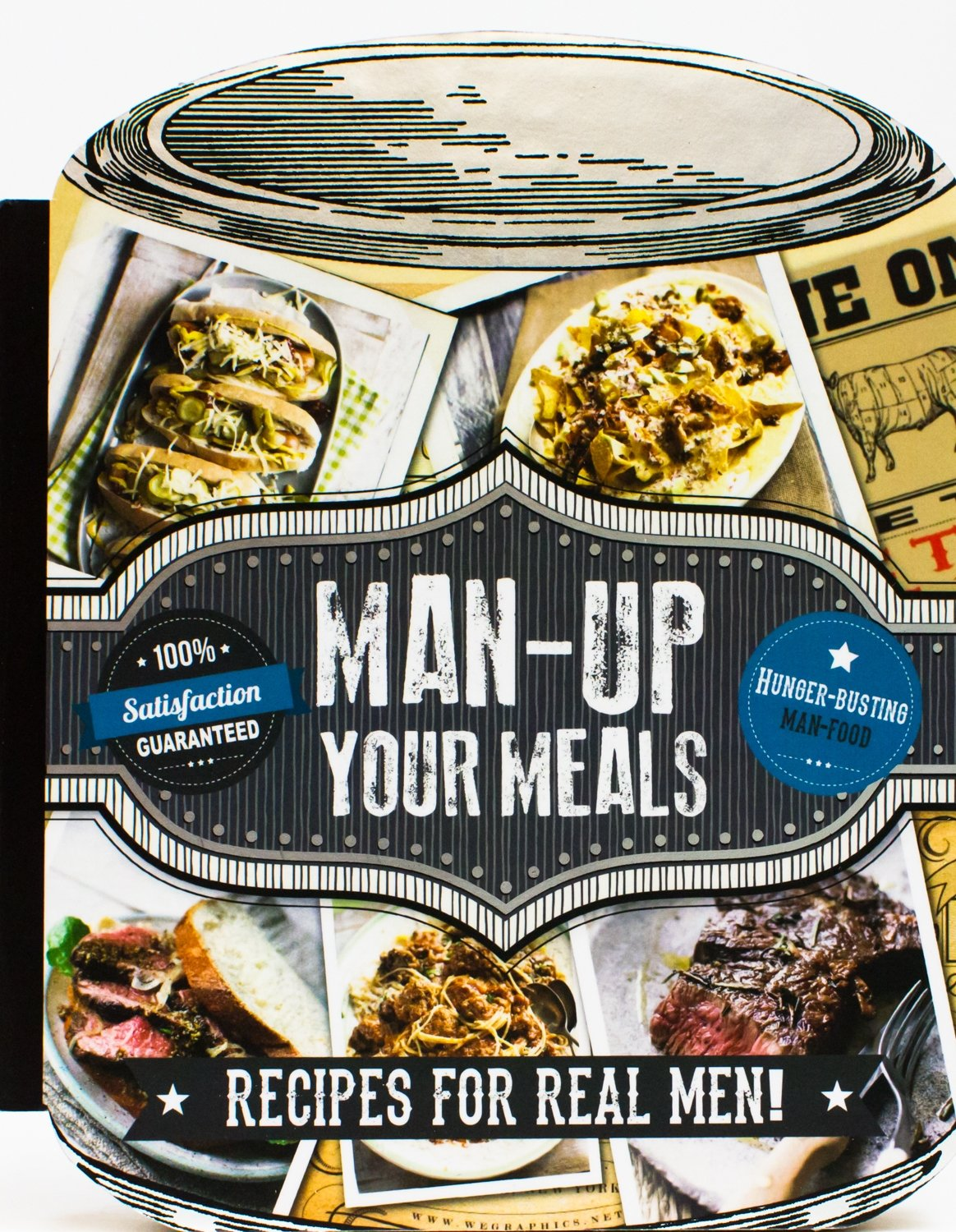 Man up your meals amazon dominic utton 0824921044048 books forumfinder Image collections