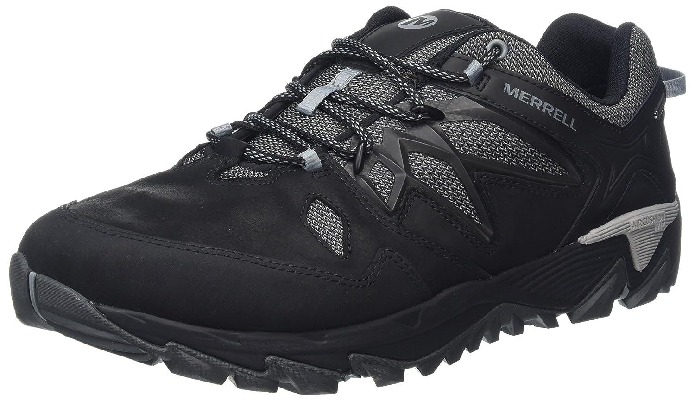 Noir (noir) 40 EU Merrell All Out Blaze 2, Chaussures de Randonnée Basses Homme