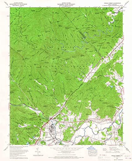 Pisgah Forest Nc Map.Amazon Com Yellowmaps Pisgah Forest Nc Topo Map 1 24000 Scale