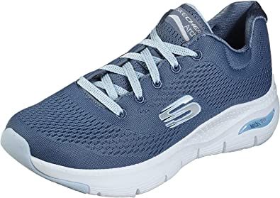 recepción Solo haz Médico  Amazon.com | Skechers Women's Arch Fit-Sunny Outlook Sneaker | Fashion  Sneakers