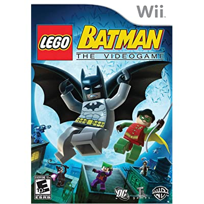 Lego Batman - Nintendo Wii (Renewed): Video Games