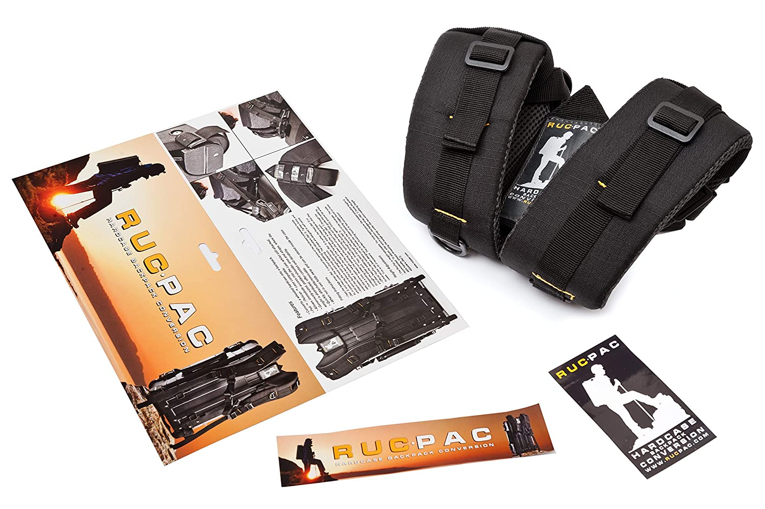 c90327783c RucPac Hardcase Backpack Conversion: Amazon.ca: Sports & Outdoors