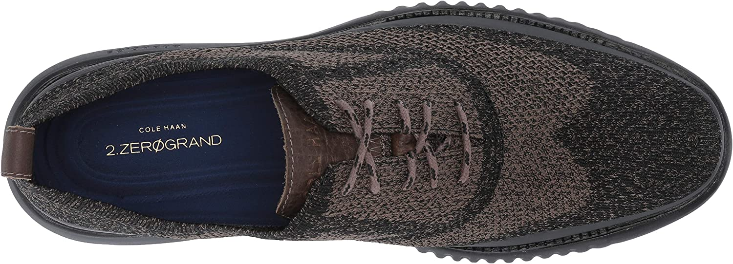 Cole Haan Mens 2.Zerogrand Stitchlite Ox Water Resistant Oxford