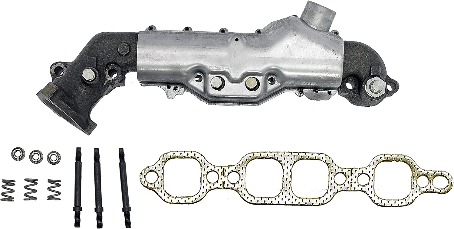 Dorman 674-245 Passenger Side Exhaust Manifold Kit For Select Chevrolet / GMC Models 81SeTKH98xLSL1500_