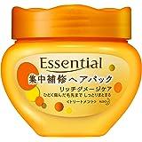 Kao Essential Damage Care Rich intensive repair hair pack 200g