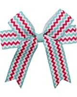 Wholesale Princess Grosgrain Ribbon Hair Bow