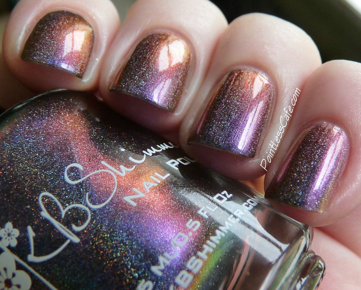 Amazon.com : Myth You Lots Multichrome Linear Holographic Nail ...