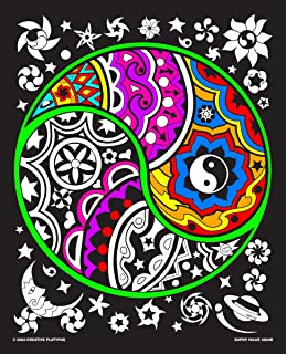 Amazon.com: Cosmos - 16x20 Fuzzy Velvet Coloring Poster: Home ...