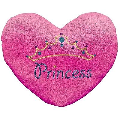 PLUSH PRINCESS HEART PILLOW - Toys - 1 Piece: Toys & Games [5Bkhe0207113]