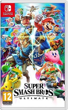 Comprar Super Smash Bros. Ultimate (Nintendo Switch)