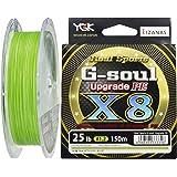 よつあみ(YGK) ライン G-soul X8 UPGRADE 150m