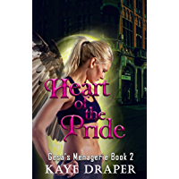 Heart of the Pride: Reverse Harem Urban Fantasy (Gesa's Menagerie Book 2) (English Edition)