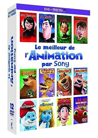 Amazon com: Le Meilleur de l'animation par Sony [DVD + Copie