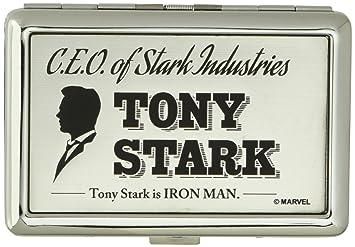 Univers Marvel Pour Cartes De Visite L CEO DStark Industries Tony Stark