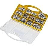 La brackit Assorted Kit de enchufe de pared–330pcs peces tipo wall-plug/Anchor Set