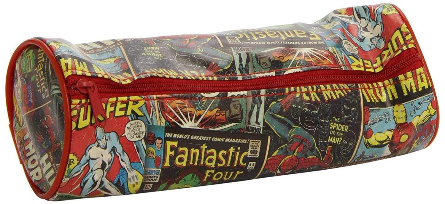 Marvel Comic Book Covers - Estuche