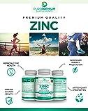 Premium Zinc Oxide/Citrate Supplement by