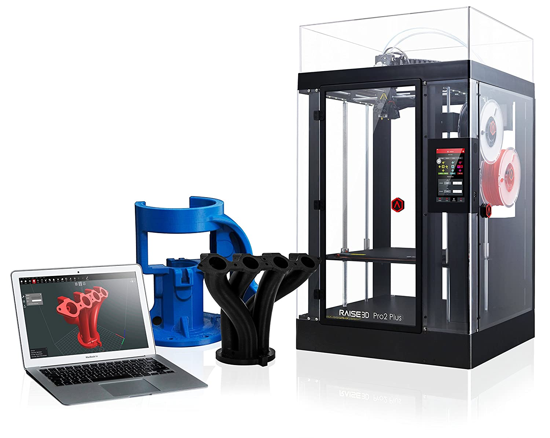 Raise3D 101017001 Pro2 Plus impresora 3D, extrusor doble ...