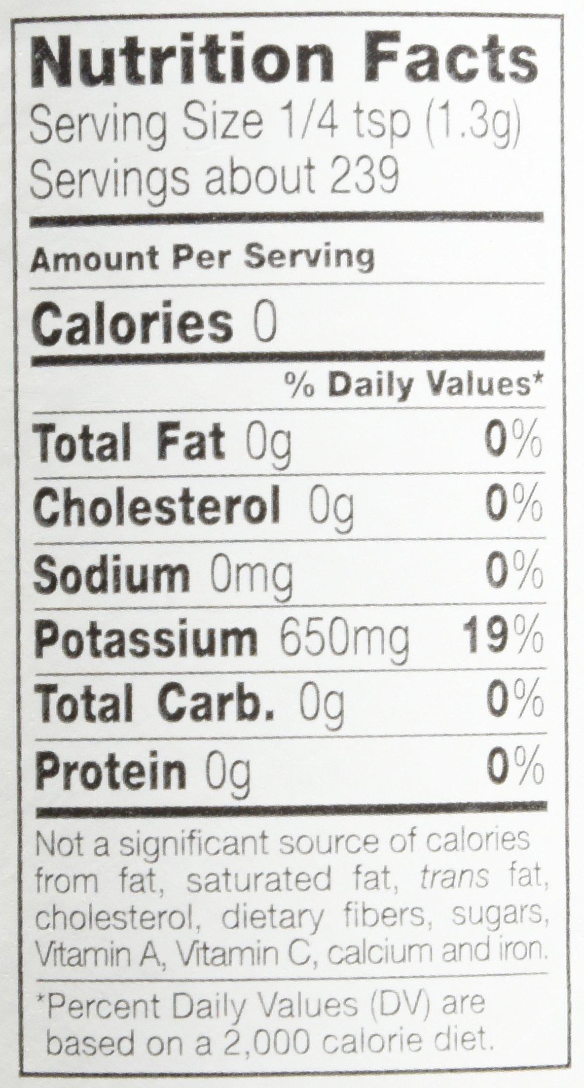 NoSalt Original Sodium-Free Salt Alternative 11 Ounce (Pack of 2) by Nosalt (Image #2)