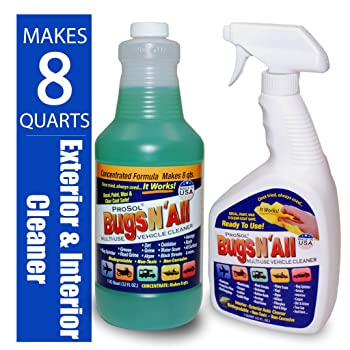 Bugs N' All Multi-Surface Vehicle Cleaner