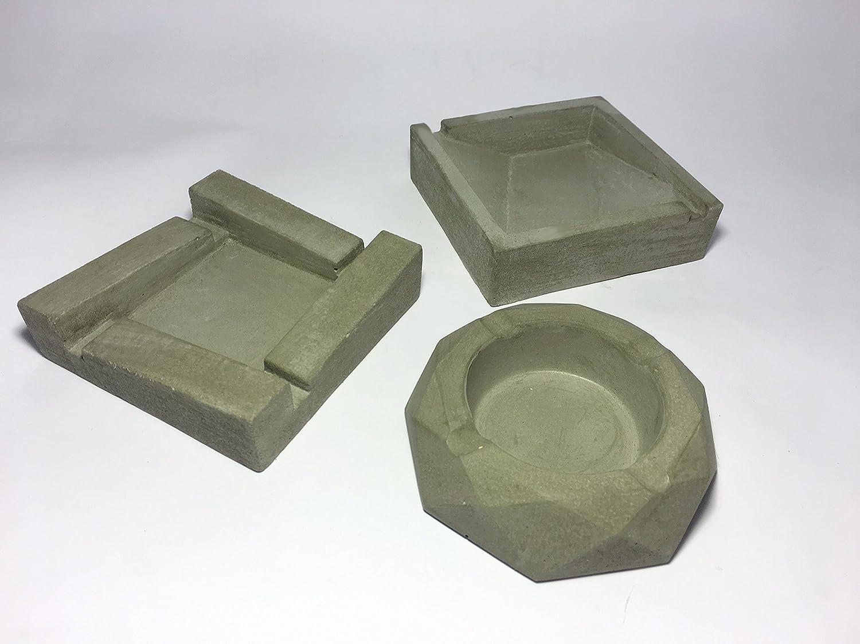Concrete Ashtray