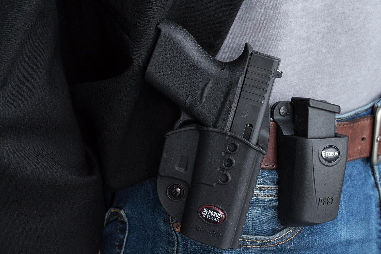Fobus neu verdeckte Trage Pistolenhalfter Sicherungs Trigger Sicherheit Zuhaltungs System Halfter Holster f/ür Beretta PX4 Storm Full Size
