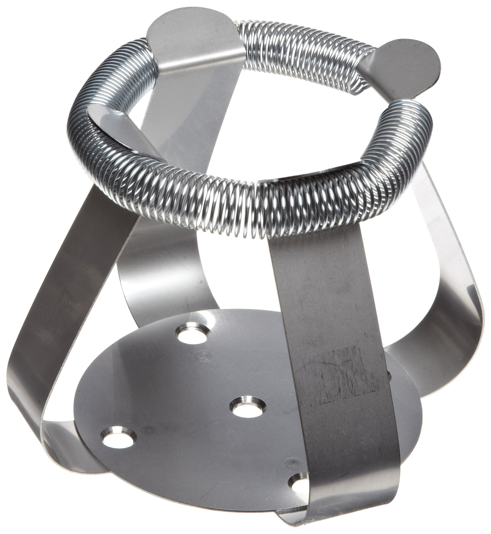 Talboys 980086 Flask Clamp, Stainless Steel, For 1L Erlenmeyer Flask by Talboys