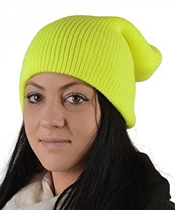 Goodman Design ® Warme Damen Strickmütze, Wintermütze, Beanie, Mütze ...