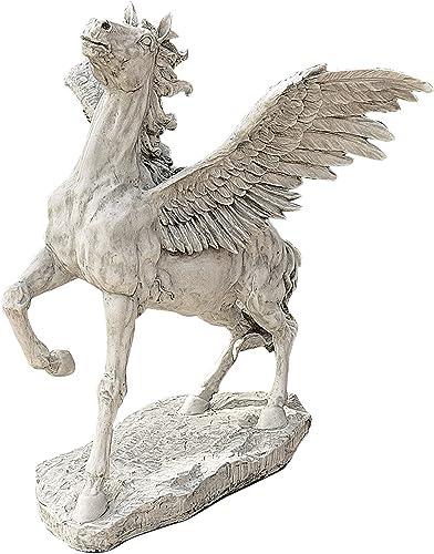 Design Toscano Grand Pegasus Winged Horse Statue